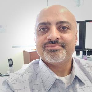Nash Patel, CEO, ImageWorld