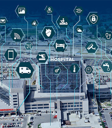 Transform into a Smart Hospital with a Health Monitoring System