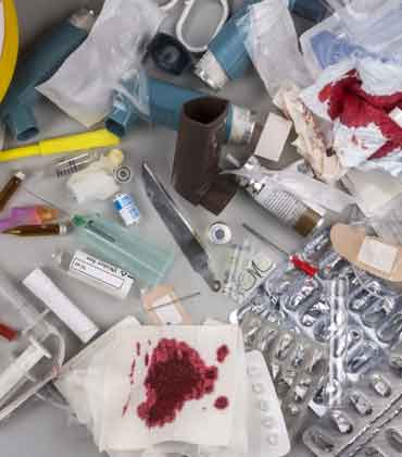 Types of Medical Waste