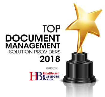 Top 10 Document Management Solution Companies - 2018